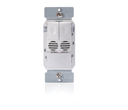 Dual Technology Multi-way Dual Relay Wall Switch Sensor