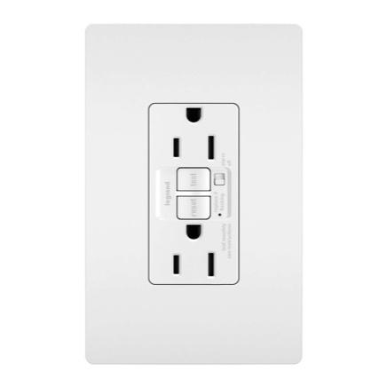audible alarm gfci outlet