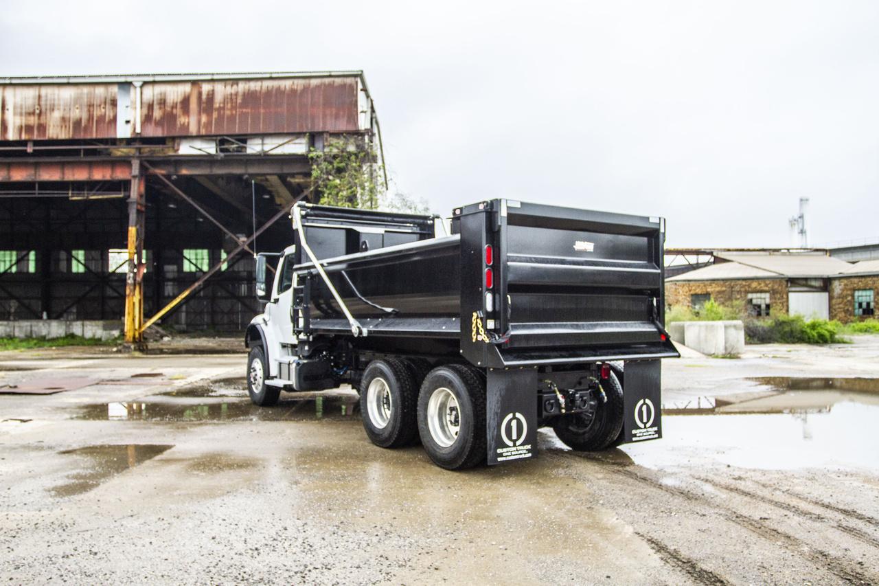 2020 Freightliner M2106 6x4 Load King LK16EDB Dump Truck