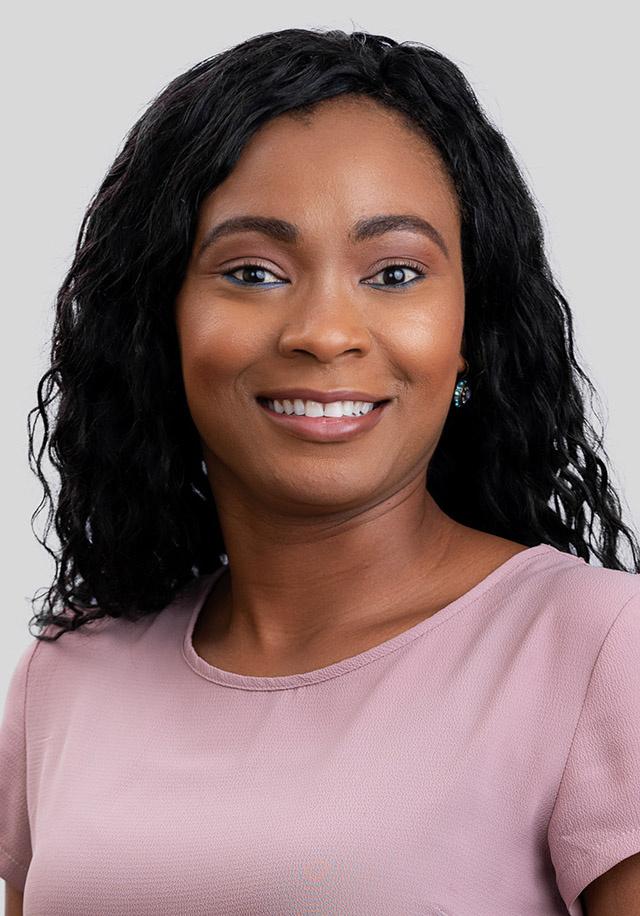 Lilly Omorogbe, R.N., F.N.P.