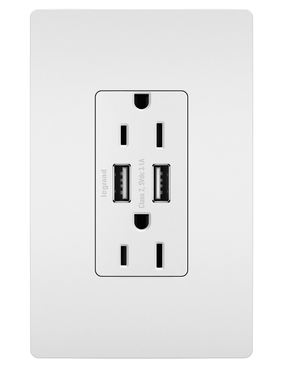 Radiant usb chargers with duplex 15a tamper resistant outlets tm826usbwcc6 p asfbconference2016 Image collections