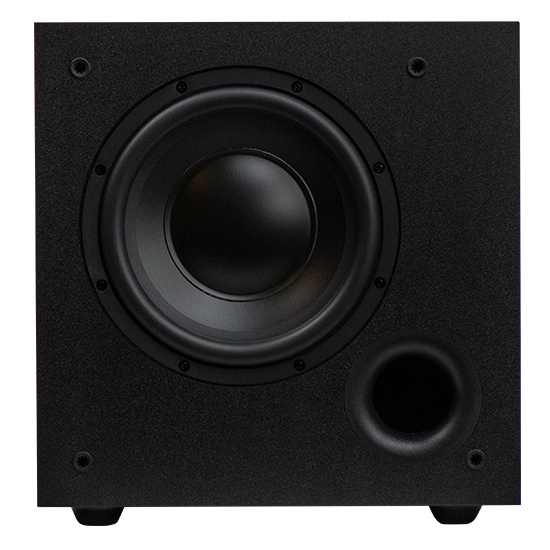 "8"" Nuvo Woofer - Front"