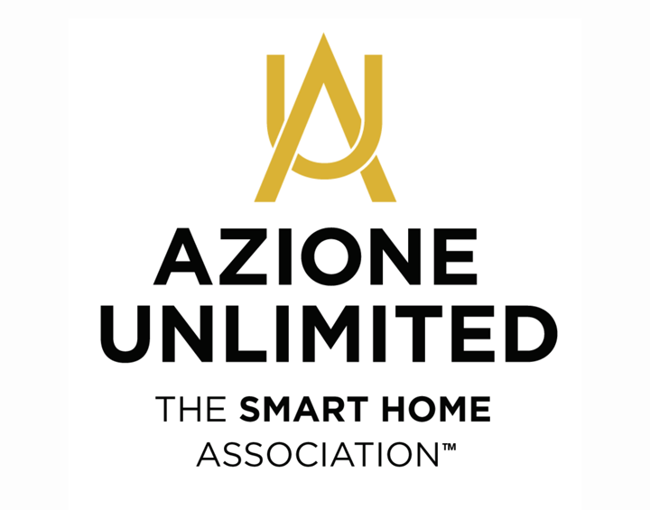 Azione Unlimited - The Smart Home Association logo