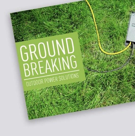 Outdoor Power Solutions - Brochure