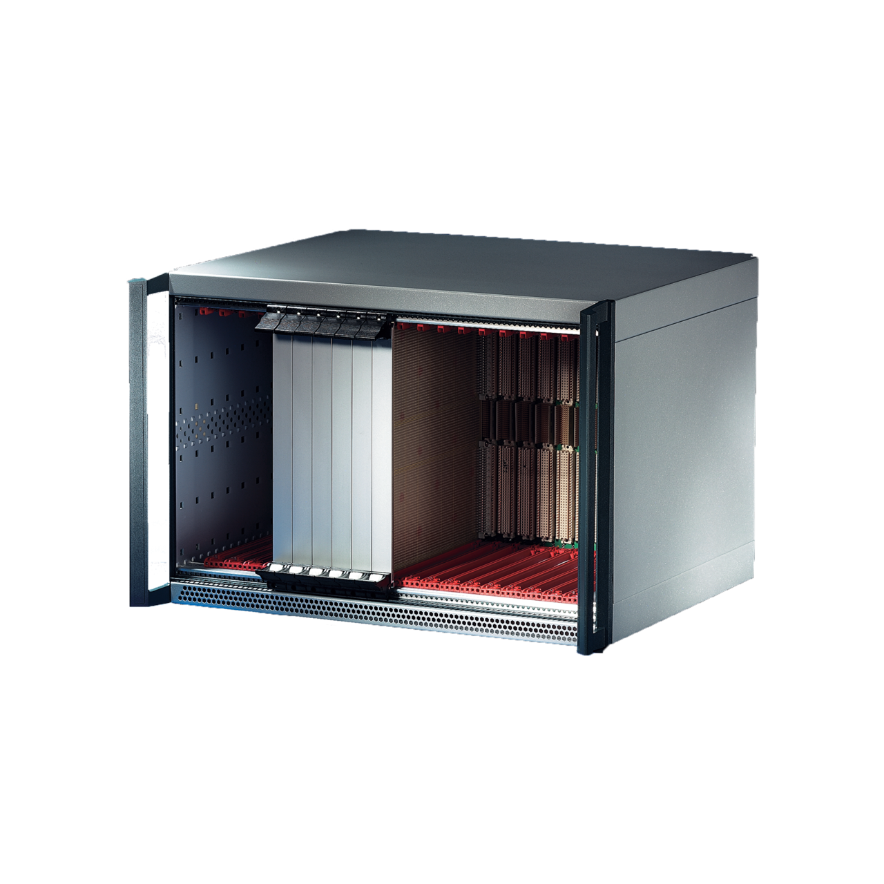 Image for RatiopacPRO AIR, Case, Unshielded, With Handles from Schroff - North America