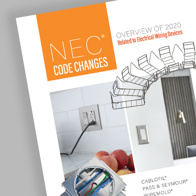 Page of 2020 NEC Code Changes overview resource