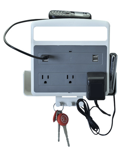 USB/Multi-Outlet Charging Station, PX1002