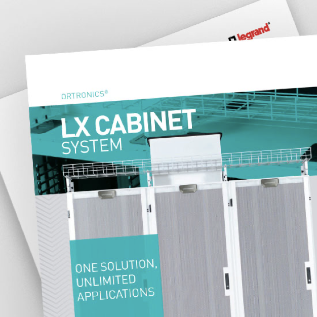 LX Cabinet Systems brochure