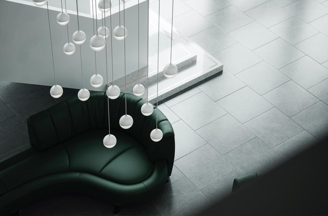 OCL pendant lighting fixtures