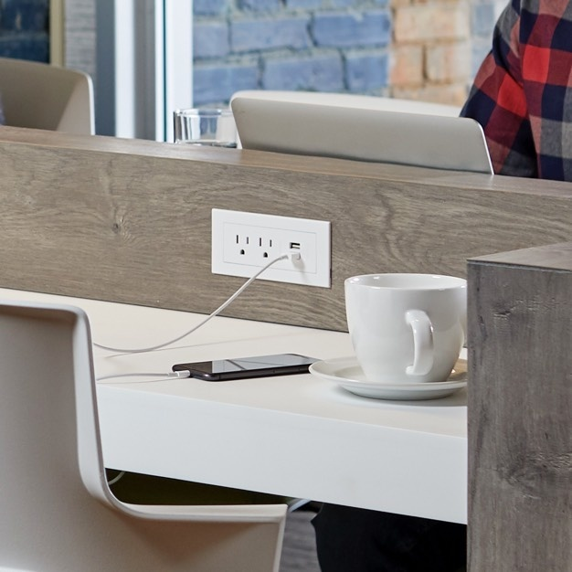 Furniture and Desktop Charging