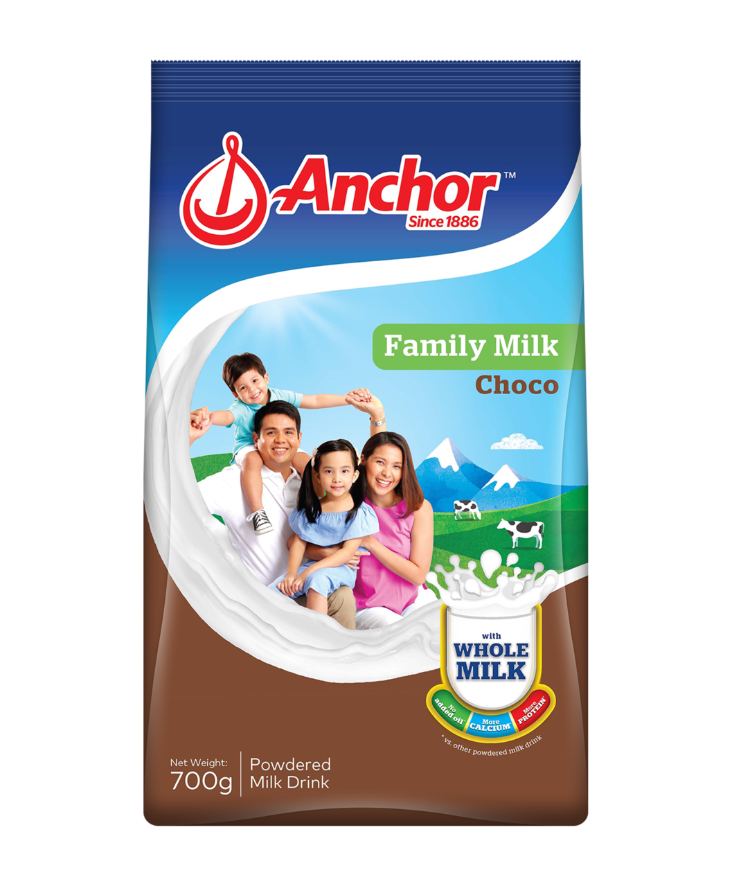 Anchor Family Milk Choco