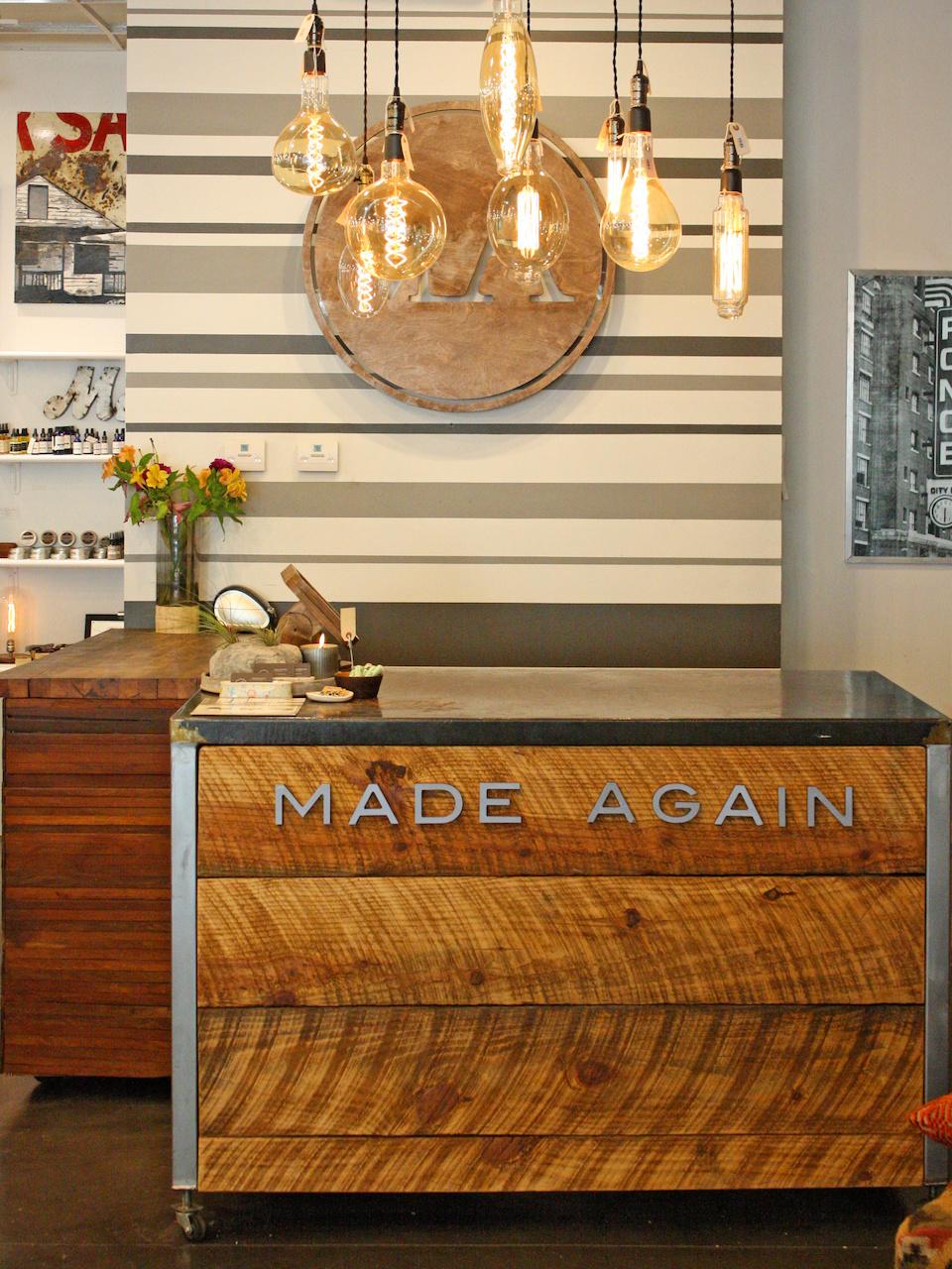 Made Again StyleBlueprint Atlanta storefront