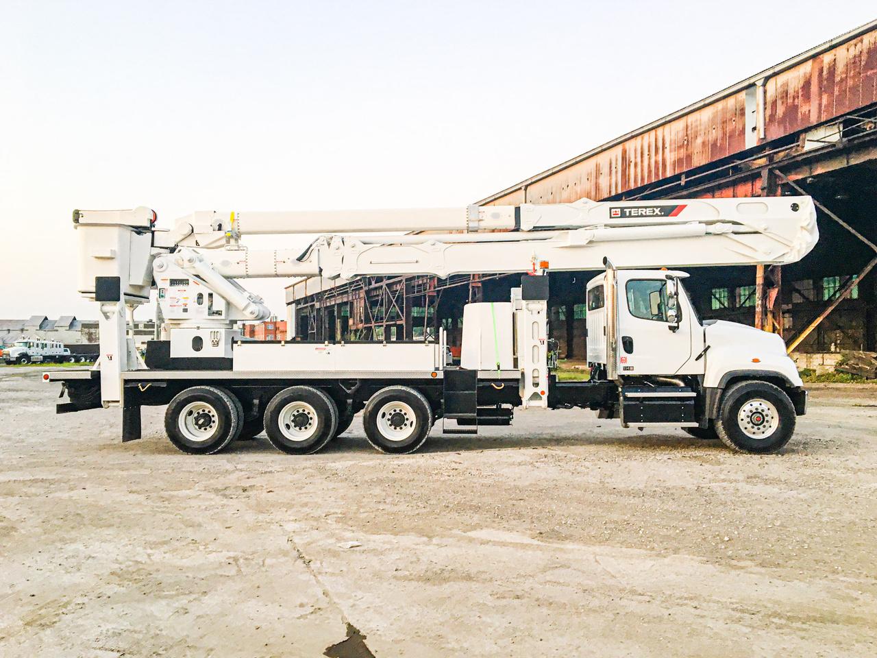 2020 Freightliner 114SD 8x6 Terex TM125 Bucket Truck