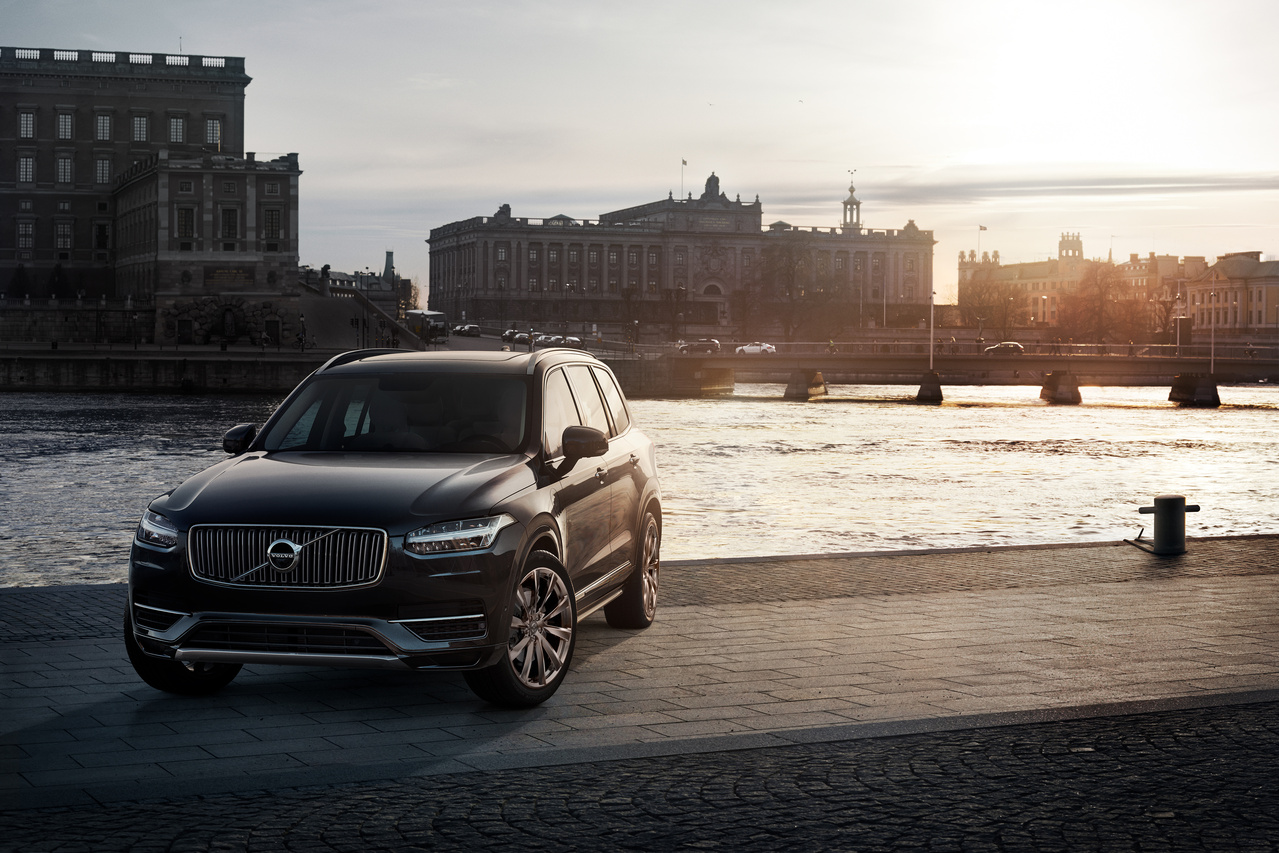 New Volvo XC90 in Barrington