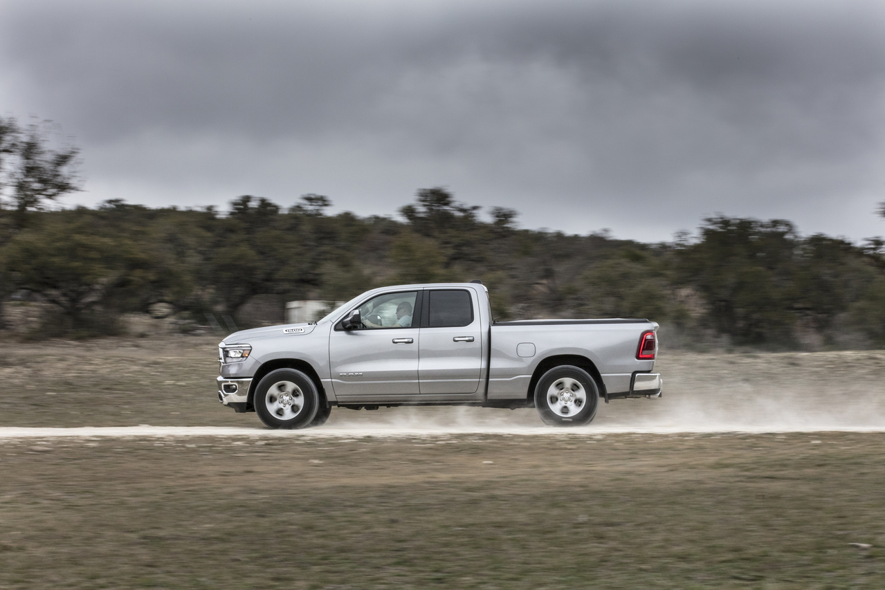 Shop New RAM 1500 at Paul Baileys in Rhode Island