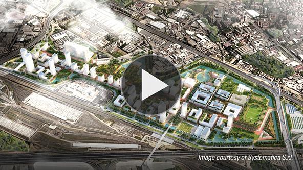 주요 프로젝트 : 이탈리아의 르네상스 다리