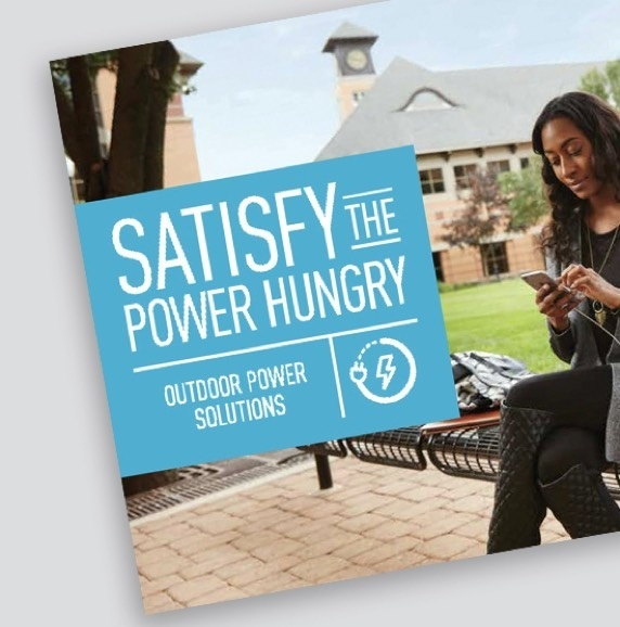 Satisfy the Power Hungry Outdoor Power Solutions Resource