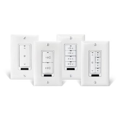 DLM low-voltage switches