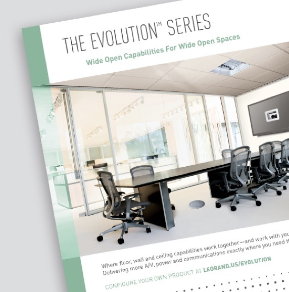 Evolution Series Brochure