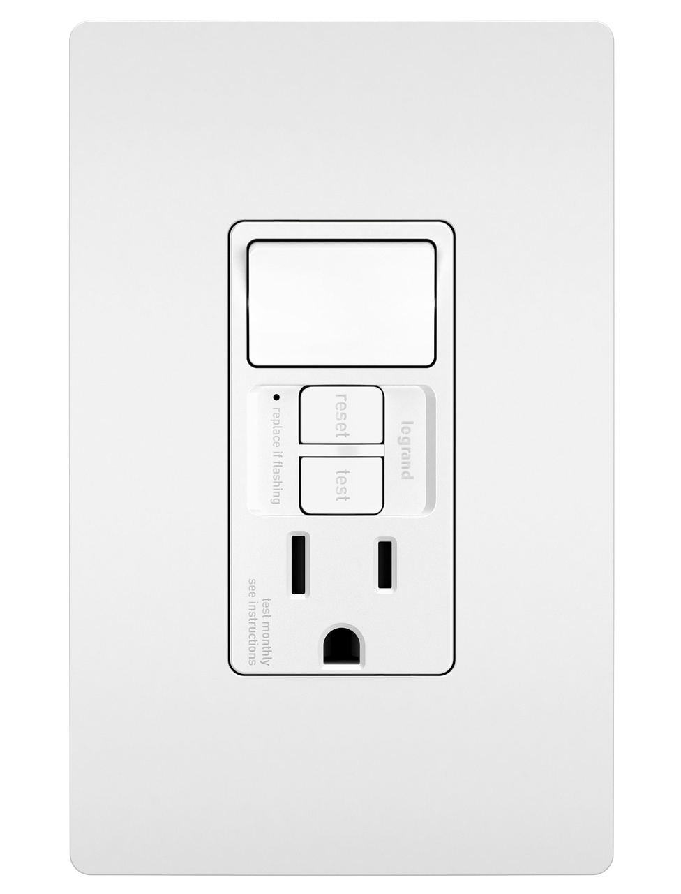 radiant® Combination Tamper-Resistant 15A Self-Test Single ... on lutron three-way dimmer diagram, 3 way lamp wiring diagram, lutron dimmer switches wiring diagram, 3 way dimmer switch installation, easy 3 way switch diagram, touch dimmer wiring diagram, dimmer switch installation diagram, 3 way light wiring diagram, 3 way outlet wiring diagram,