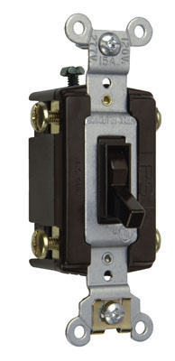 TradeMaster Self Grounding Toggle Switch