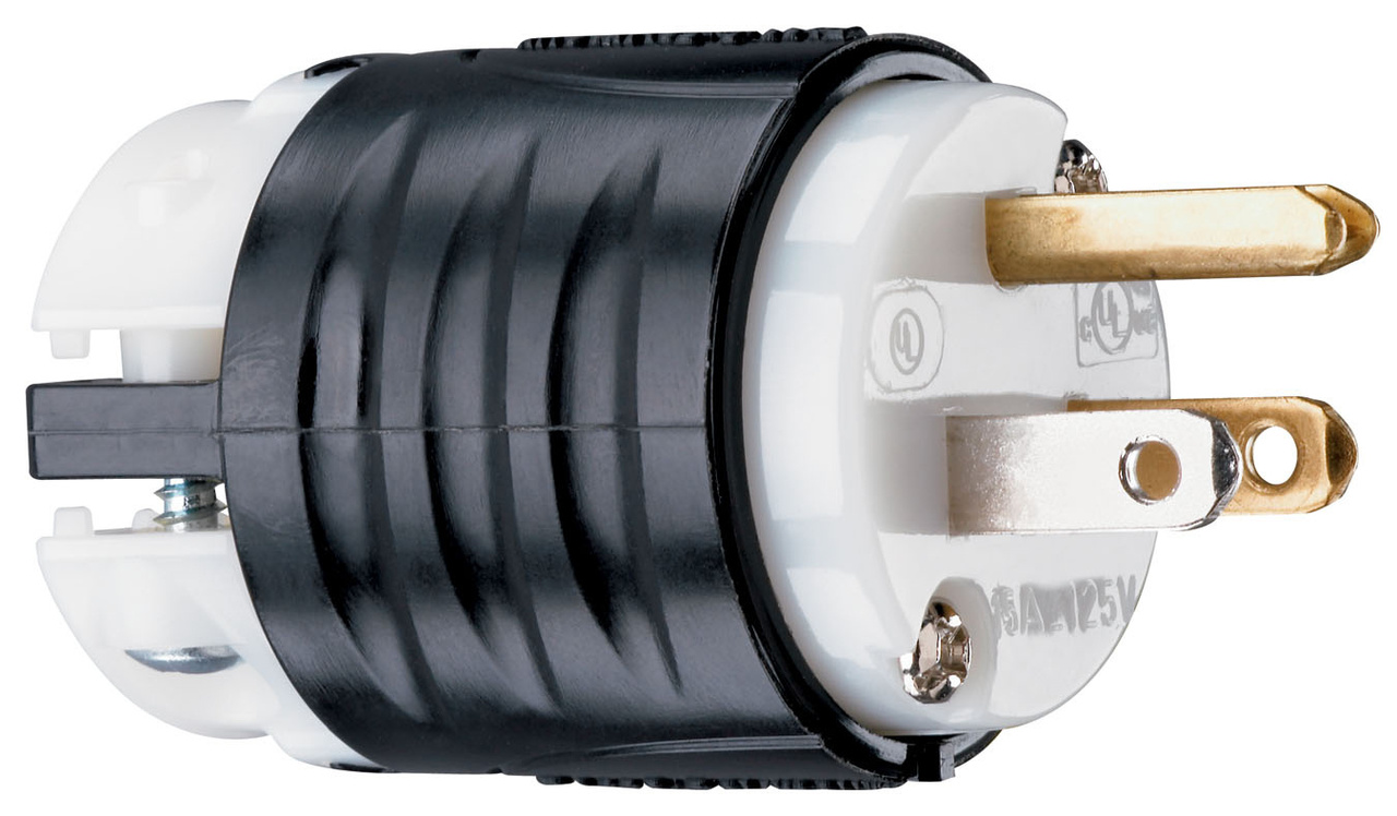 15a 125v Ehu Spec Grade Plug Ps5266x Legrand