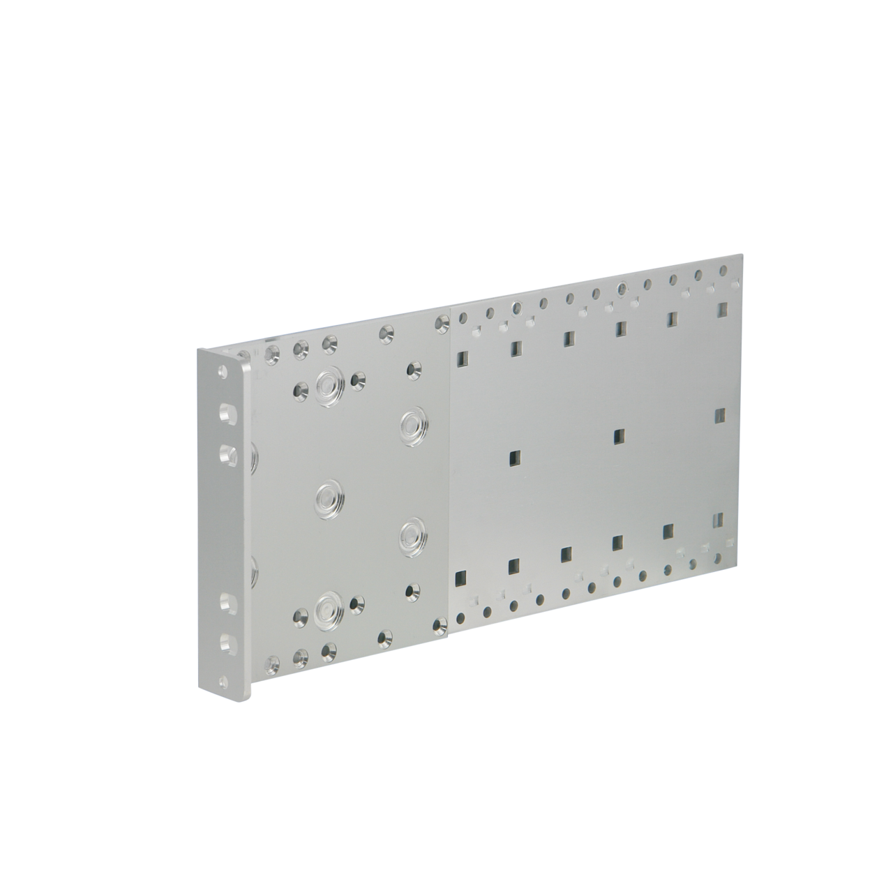 Image for EuropacPRO side panel, rugged from Schroff - North America