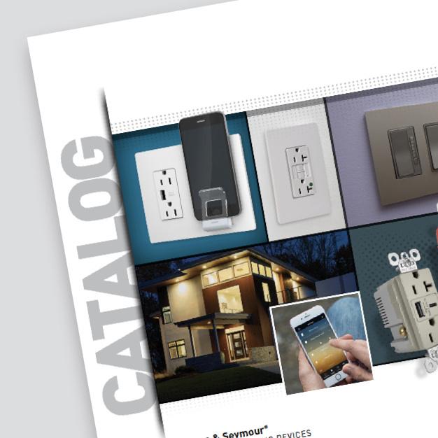 cover of Pass & Seymour catalog