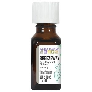 Aura Cacia Breezeway Essential Oil Blend 0.5 fl. oz.