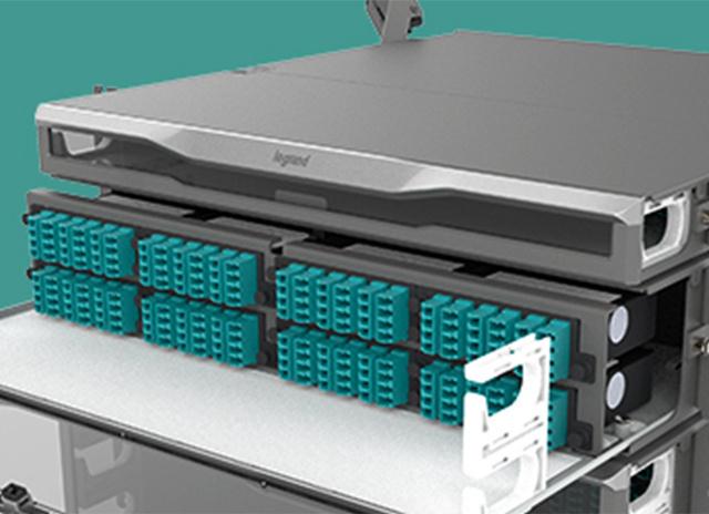 NEW Infinium™ HD Fiber Enclosure