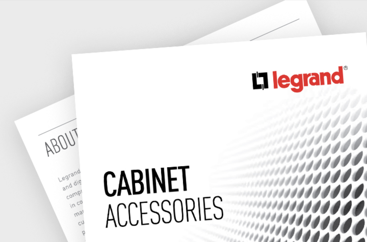 Legrand Data Center Cabinets Accessories Catalog Download