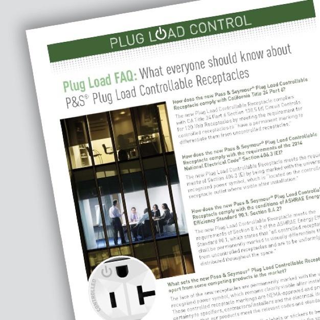FAQ - Plug Load Control