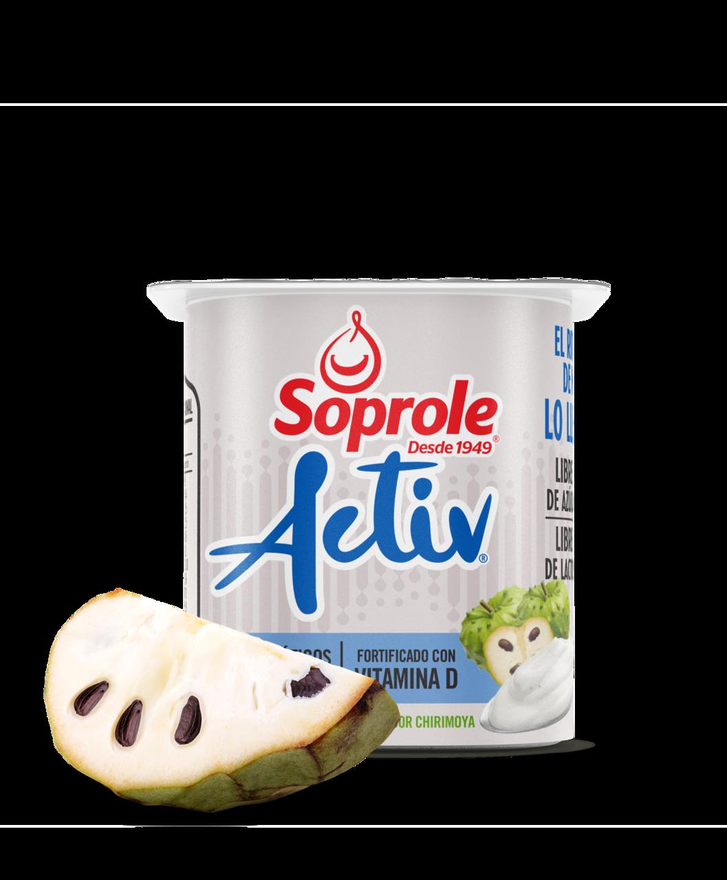 Soprole Activ Yoghurt Batido Chirimoya