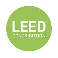 LEED Contribution icon for Legrand products