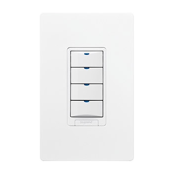 LVSW-104 With Wallplate