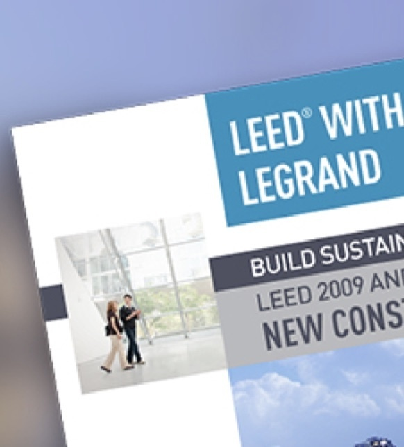 LEED with Legrand
