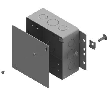 Pleasant Twist On Metallic Junction Box Tc4Kit Tc5Kit Legrand Wiring Digital Resources Skatpmognl
