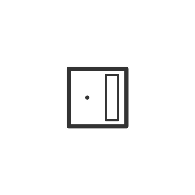 dimmer button icon