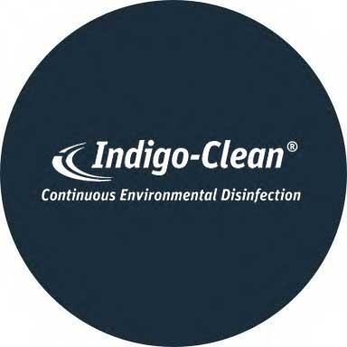 Circular image of Indigo Clean Logo
