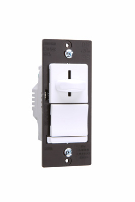 LS Series Low Voltage Slide Dimmer, LSLV600PW