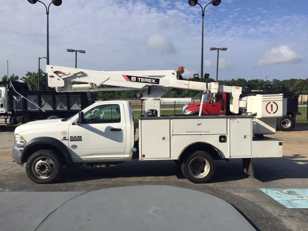 2015 Dodge Ram 5500 Terex LT40 Bucket Truck