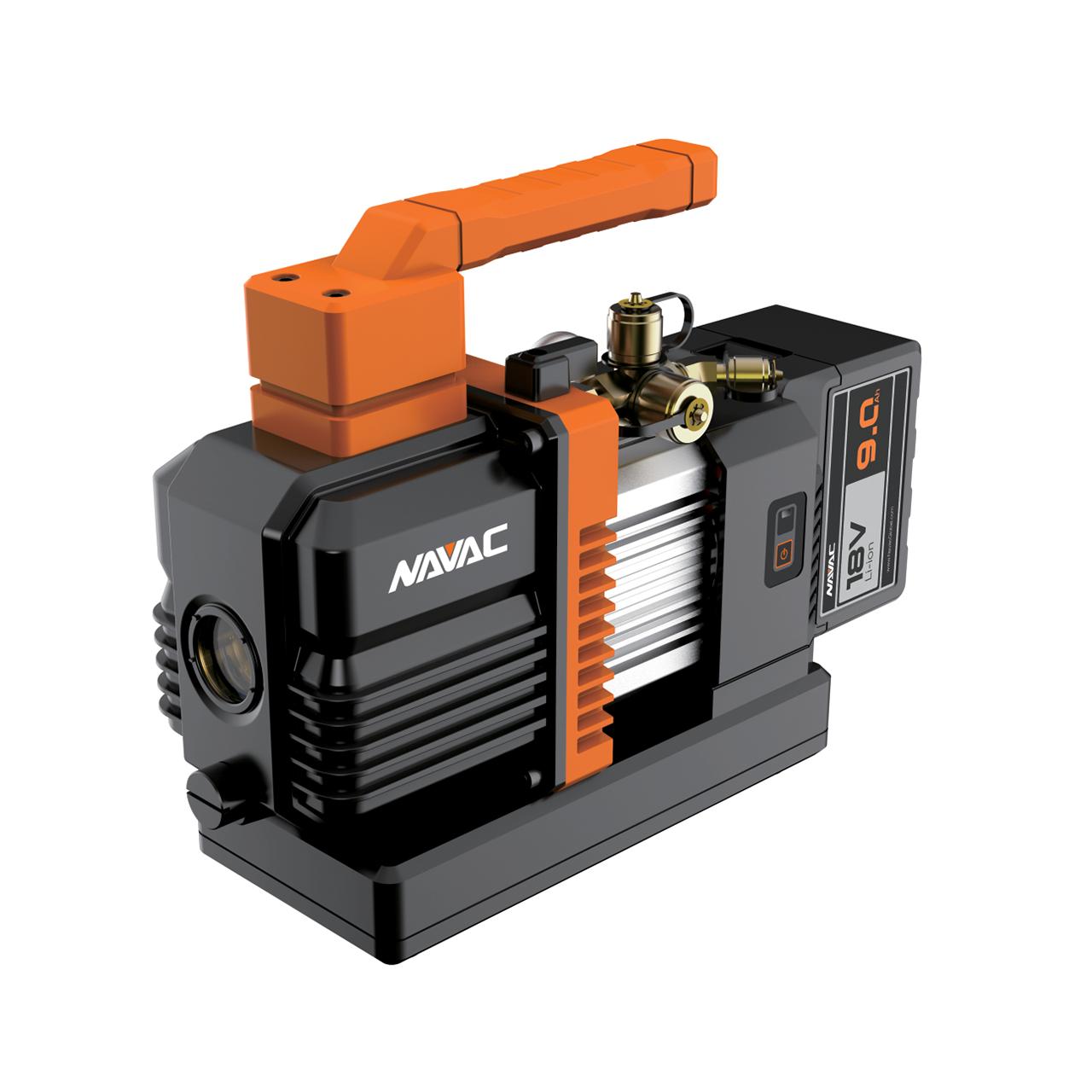 Cordless Vacuum Pump - NP4DLM, 4 CFM, Cordless, BreakFree Series
