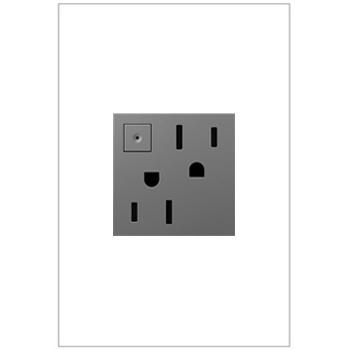 Energy-Saving On / Off Outlet, Magnesium