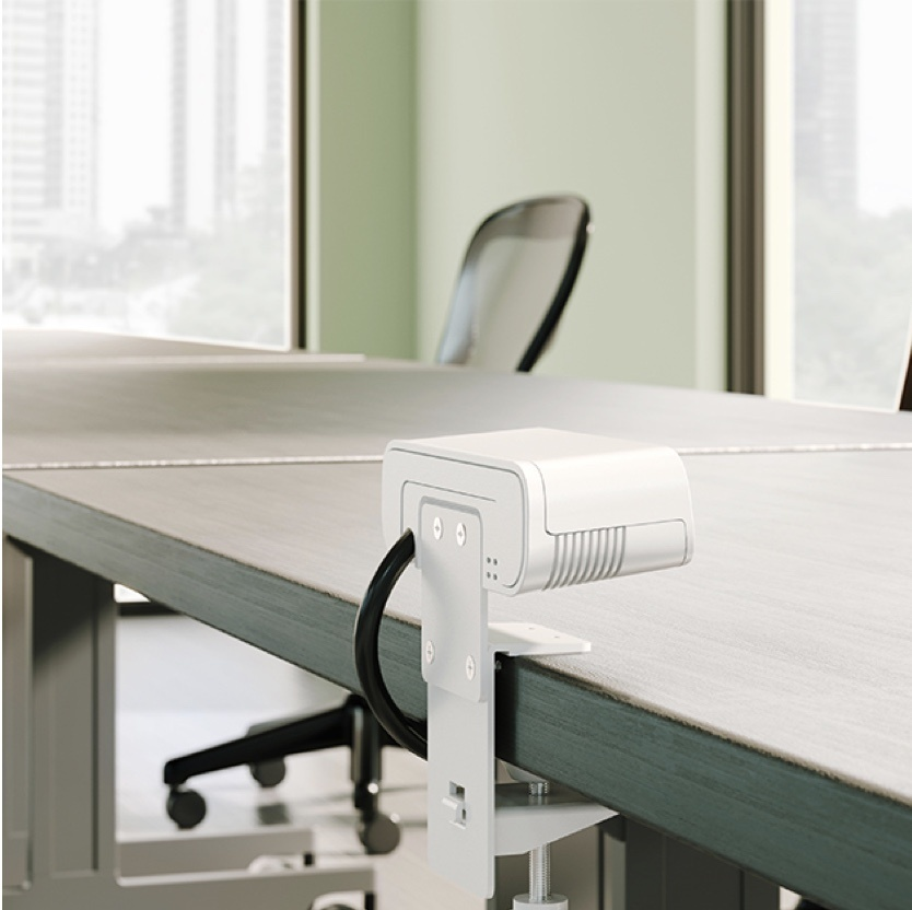 ModPower System on desk