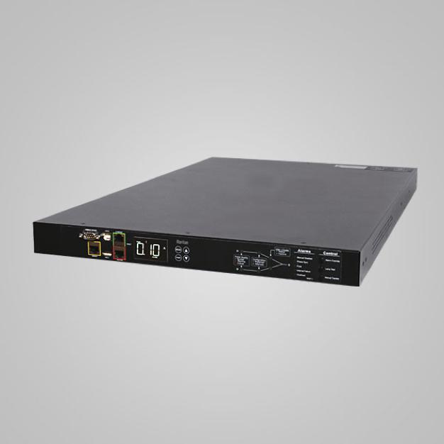 Raritan Hybrid Rack Transfer Switch