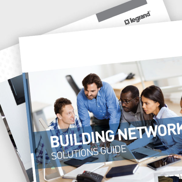 Desktop image of Building Network Solutions Guide