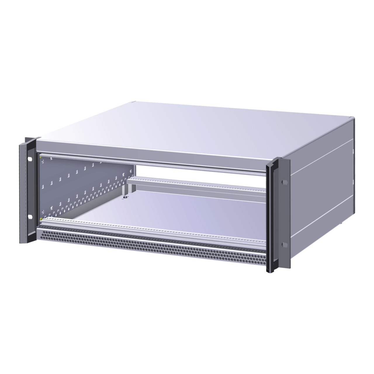 Image for RatiopacPRO AIR, Case, Unshielded, Rack Mount with Handles from Schroff - Asia Pacific