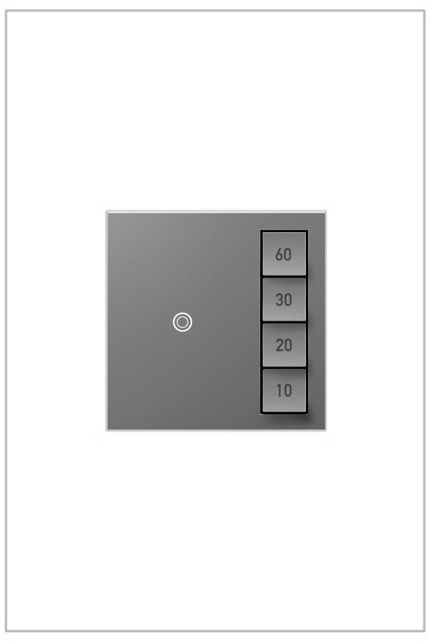 adorne Magnesium Timer Switch