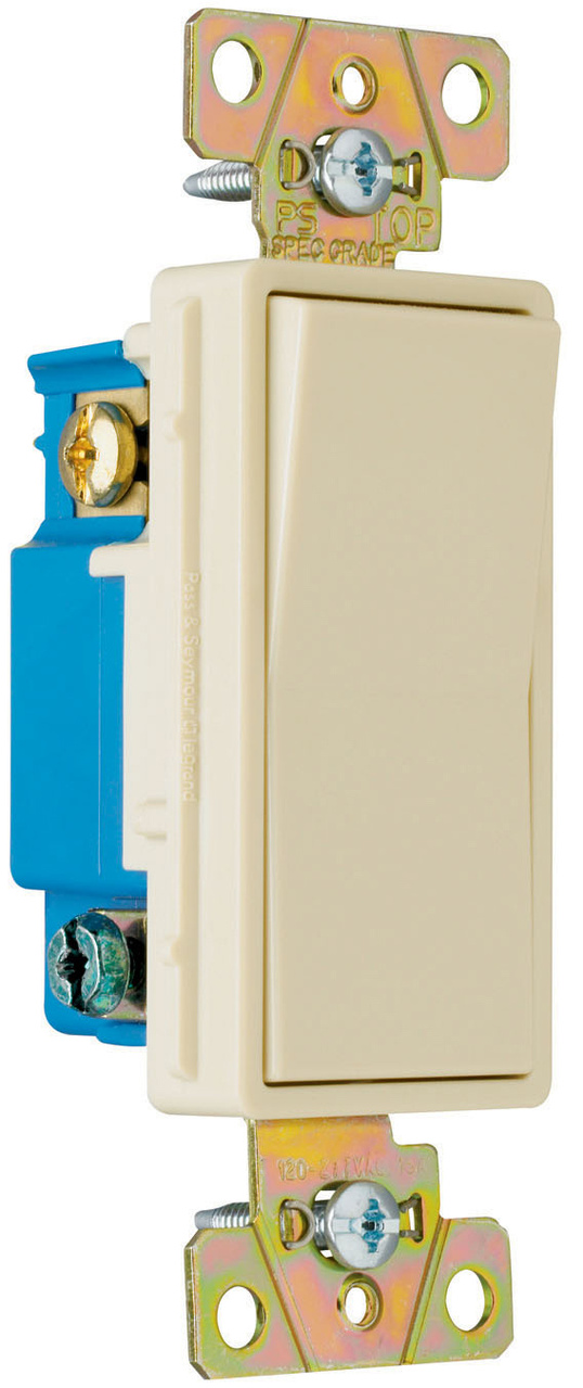 Specification Grade Decorator Switch, 2603I