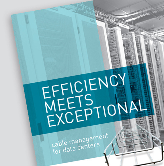 Cable Management For Data Centers Brochure